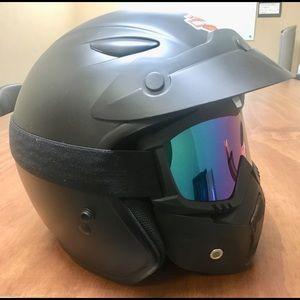 Harley Davidson helmet Large